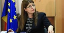 GABRIELA BUCOVALĂ, REVOCATĂ DIN FUNCŢIA DE INSPECTOR ŞEF AL ISJ CONSTANŢA