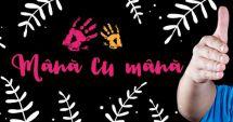"""""""Mână cu Mână"""" pentru copiii din centrele de plasament constănţene"""