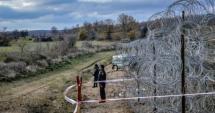 Ungaria și România discută despre ridicarea unui gard la frontiera comună