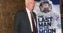 A murit astronautul Gene Cernan, ultimul om care a fost pe Lună