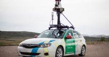 Google Street View actualizează harta digitală a României