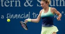 Tenis / Halep - Sevastova, în optimile de finală de la Cincinnati