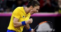 Tenis / Suntem în Grupa Mondială FedCup! Simona Halep aduce calificarea României