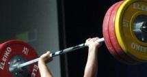 Haltere: Florina Hulpan a cucerit două medalii de aur și una de bronz la Europenele de juniori