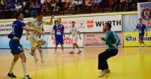 LIVE TEXT / HC Dobrogea Sud, evoluţie curajoasă în meciul cu SC Magdeburg. La pauză, 13-10 pentru germani