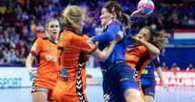 Handbal feminin / Naţionala României a pierdut şi medalia de bronz la Campionatul European