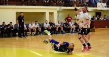 HC Dobrogea Sud joacă ambele partide cu BSK Handball Elitae la Sala Sporturilor
