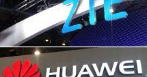 Japonia interzice echipamentele Huawei şi ZTE
