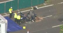 Tragedie în Anglia / Toate cele cinci persoane MOARTE în accidentul de pe autostradă erau români