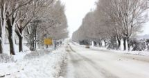 DRUMURI ÎNCHISE din cauza ninsorilor. Situaţia actualizată de la INFOTRAFIC