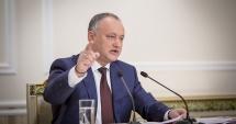 Igor Dodon poate fi suspendat din funcție, spune Curtea Constituțională din R. Moldova