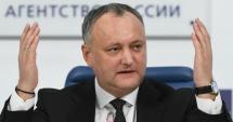 Republica Moldova: Igor Dodon nu va fi suspendat, precizează președintele Parlamentului
