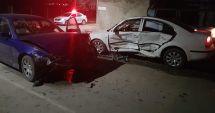 Neacordarea de prioritate face victime! Accident în județul Constanța