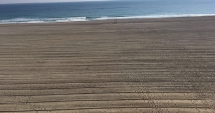 GALERIE FOTO. A început pregătirea plajelor pentru sezonul estival. Să vină turiştii!