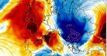 Europa, lovită de două valuri de aer polar în următoarele zile. ROMÂNIA, AFECTATĂ DE FRIG!