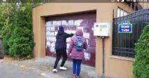 Vila lui Florin Iordache, vandalizată