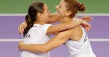 Irina Begu şi Monica Niculescu s-au calificat în semifinalele probei de dublu de la Australian Open