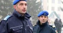 Poli�i�ti ucrainieni instrui�i de un jandarm rom�n