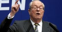 Parlamentul European i-a ridicat imunitatea lui Jean-Marie Le Pen
