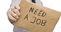 Locuri de muncă vacante pentru şomeri. Iată ce se caută!