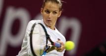 Tenis / Karolina Pliskova a câștigat turneul de la Doha