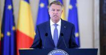 Klaus Iohannis sesizează CCR în cazul legii referitoare la alegerile pentru Parlamentul European