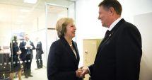 Întâlnirea Klaus Iohannis-Theresa May a fost anulată