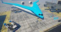 Inspirat de o chitară, un avion revoluționar de pasageri intră în producție
