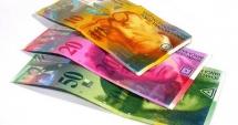 Francul e mai puternic cu 1,88 bani