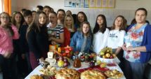 Elevii din Medgidia ne învață să mâncăm sănătos