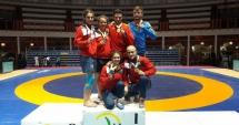 Medalii pentru luptătorii români, la Jocurile Francofoniei