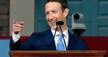 Facebook recunoaşte că a șters mesaje trimise pe Messenger de Mark Zuckerberg