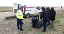 DESCOPERIRE MACABRĂ! CONSTĂNŢEAN DE 37 ANI, GĂSIT MORT ÎNTR-UN ŞANŢ DE PE MARGINEA DRUMULUI