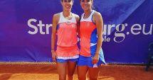 Tenis / Mihaela Buzărnescu şi Raluca Olaru au câştigat finala de la Strasbourg, la dublu