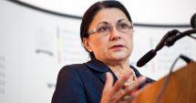 Ministrul Educaţiei Naţionale, Ecaterina Andronescu, vine astăzi la Constanţa