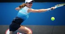 Tenis: Monica Niculescu, �nvins� �n finala turneului WTA de la Seul