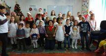Cadouri pentru copiii din Pecineaga
