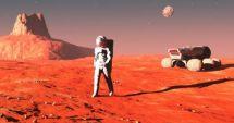 NASA a anunţat data la care va trimite primul om pe Marte