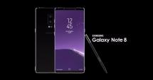 Samsung a lansat noul telefon Note 8