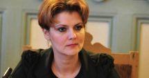 Olguţa Vasilescu: Regulamentul de sporuri trebuie revizuit, legea salarizării nu se modifică