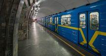 Alertă cu bombă în Kiev. Cinci stații de metrou au fost închise