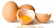 Ouă cu Salmonella, retrase de pe piață