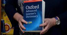 Dicționarul Oxford a desemnat cuvântul anului 2018
