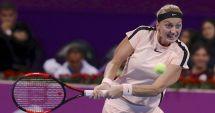 Tenis / Kvitova a învins-o pe Muguruza şi a câştigat turneul de la Doha