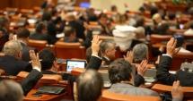 Şedință de lucru la Guvern, pe tema bugetului