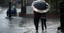 Ploi şi frig, duminică, la Constanţa