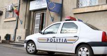 Bărbat și femeie, prinși de polițiști după ce au furat din supermarket