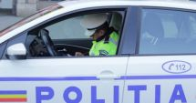 Fiică de primar PSD, prinsă de polițiști în timp ce GONEA drogată prin București