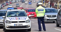 Polițiștii au dat peste 600.000 de amenzi în sezonul estival
