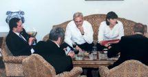 Victor Ponta mai publică o fotografie cu Liviu Dragnea, Kovesi şi Maior: